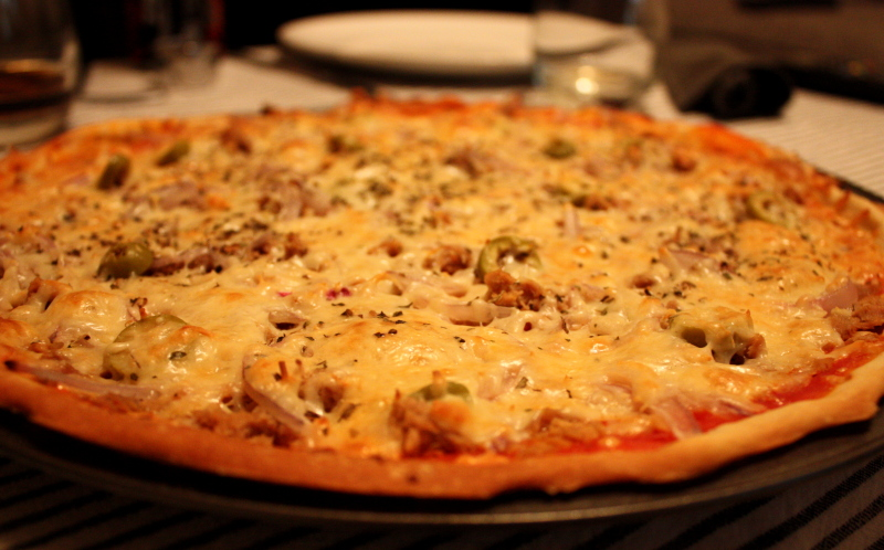 pizza tonyina