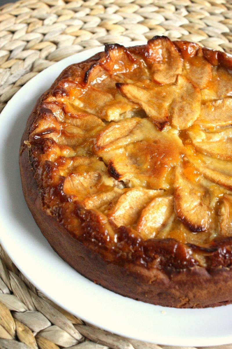 pastís de poma
